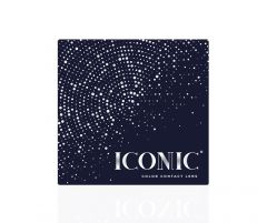 ICONIC RENKLI LENS WITH CONTOUR UNNUMBERED